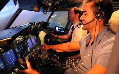 Flight Simulator Boeing-737
