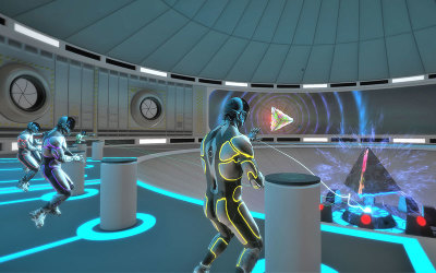 Virtual reality escape room Sydney
