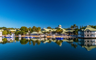 Twin Waters Resort, Sunshine Coast