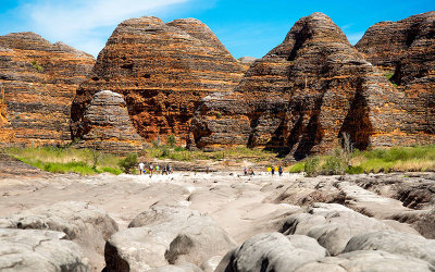 The Great Kimberley Adventure from Darwin to Broome