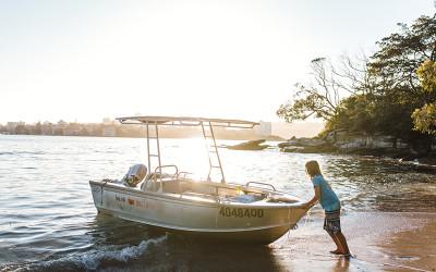 Boat Hire Sydney Harbour