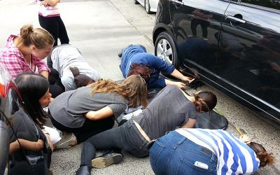 Ladies car maintenance workshop Sydney