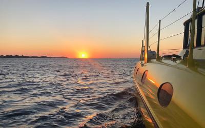 Perth sunset cruise