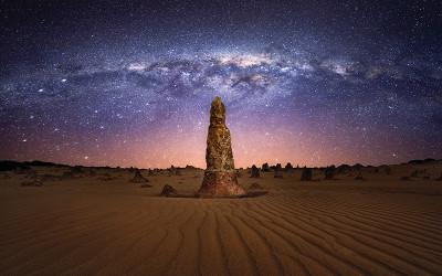 Pinnacles stargazing sunset dinner and wildlife tour