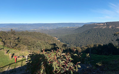 Blue Mountains, Megalong Valley