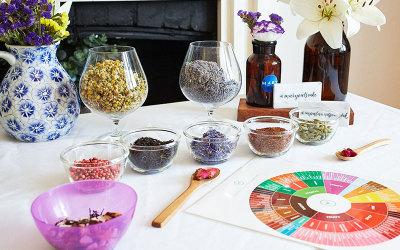 Tea blending workshop Melbourne, Victoria