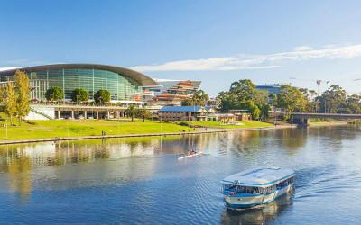 River Torrens Adelaide high tea cruise