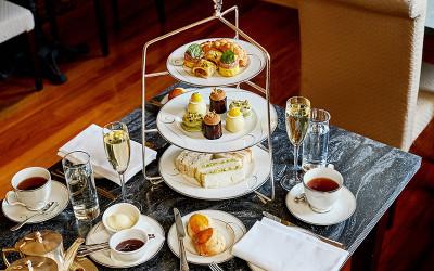 High tea Hotel Windsor Melbourne