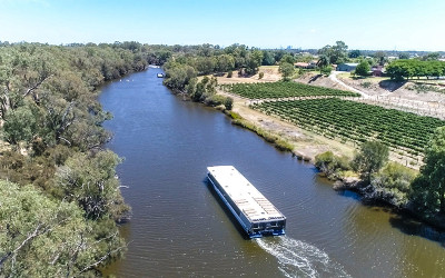 Swan Valley wine cruise tour from Perth