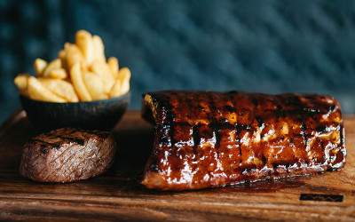 Steakhouse Meat and Wine Co Perth