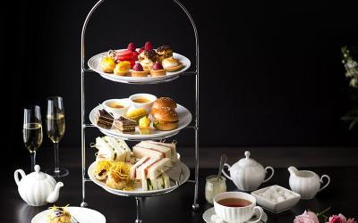 Quintessential high tea at Hotel Realm
