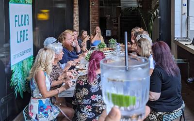 Perth gin masterclass walking tour
