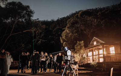 Blue Mountains stargazing evening experience