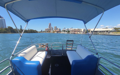 Gold Coast be your own skipper for the day