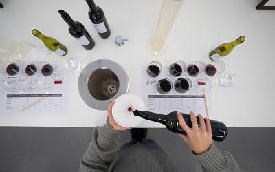 Penfolds make your own blend wine, Adelaide Hills