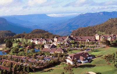 Fairmont Resort in the Blue Mountains