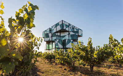 D'Arenberg Cube Winery, McLaren Vale