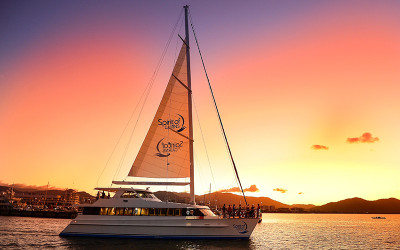 Sunset dinner cruise – Cairns