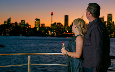 Penfolds degustation dinner cruise - Sydney