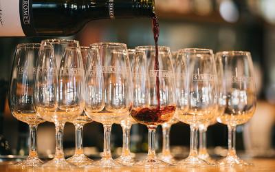 Sirromet Winery wine tasting