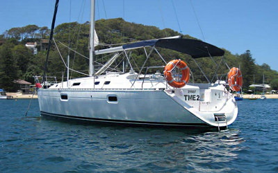 Romantic Overnight Yacht Stay