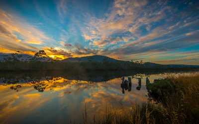 Huon River Tasmania