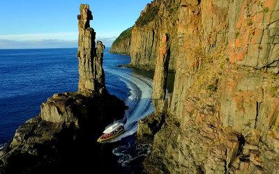 Cruise around Bruny Island
