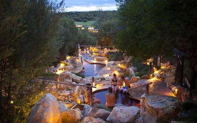 Peninsula Hot Springs Victoria