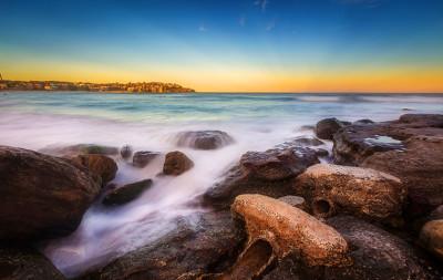 Sunrise Bondi Beach, Sydney