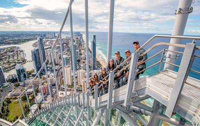 Skypoint Day Climb, Gold Coast