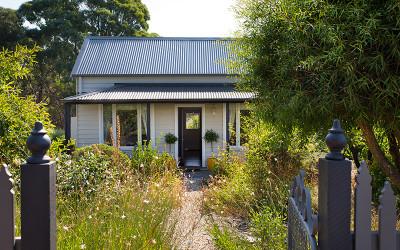 Hepburn springs cottage accommodation