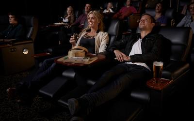 Gold Class cinema package New Zealand