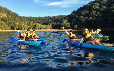 Kayak tour Sydney