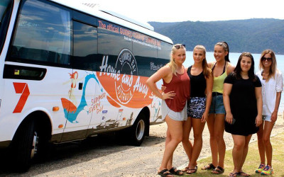 Home and Away official tour, Palm Beach