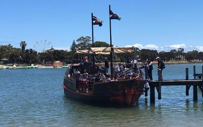 Pirate cruise Mandurah