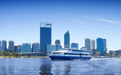 Perth high tea cruise