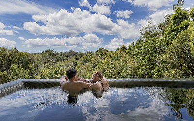 Couples day spa package