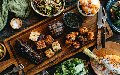 Meat dining experience Hillarys Perth