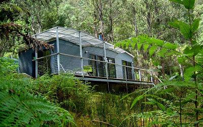 2 night bush retreat Huon Valley, Tasmania