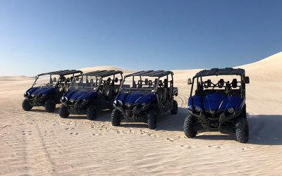 Sand buggy Launcelin Western Australia
