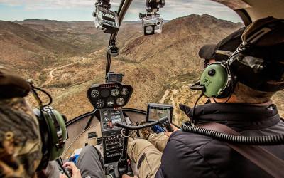 Scenic flight over Flinders Ranges