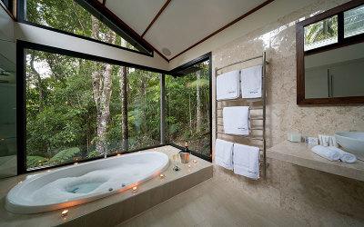 2 night rainforest retreat tweed valley