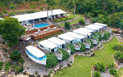 Whitsundays bungalow getaway