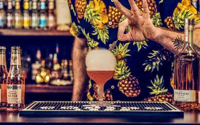 VIC: Edible molecular cocktail masterclass with canapes