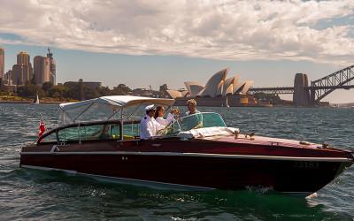 Private Sydney Harbour Cruise
