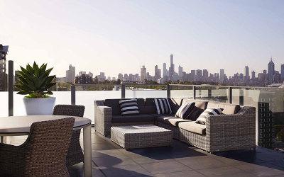 /luxury penthouse escape Melbourne The Olsen