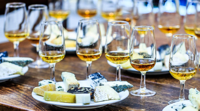Single Malt Whisky and Cheese Experience