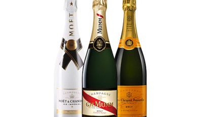 French Champagne Celebration Pack