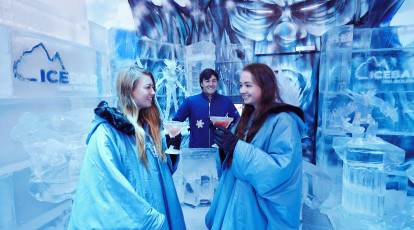 IceBar Entry melbourne and Cocktail - Adult