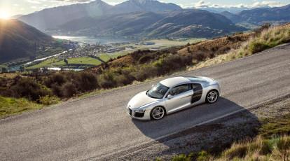 Audi R Full Day Hire - Day audi
